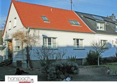 Einfamilienhaus in Köln-Weiden