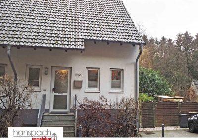 Einfamilienhaus in Rösrath-Hoffnungsthal verkauft durch Immobilienmakler Hanspach Immobilien e.K.