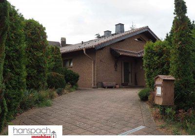 Bungalow in Erftstadt verkauft durch Immobilienmakler Hanspach Immobilien e.K.