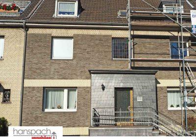 Drei-Familienhaus in Köln-Nippes Drei-Familienhaus in Köln-Nippes verkauft durch Immobilienmakler Hanspach Immobilien e.K.