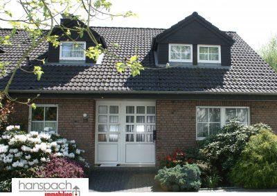 Einfamilienhaus in Königsdorf verkauft durch Immobilienmakler Hanspach Immobilien e.K.