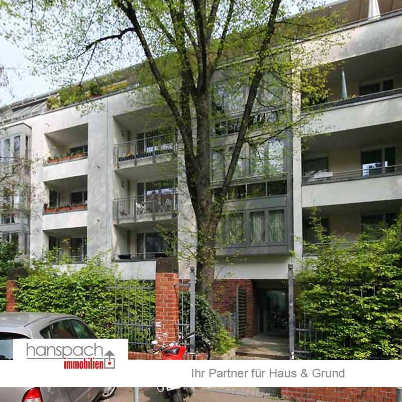 Eigentumswohnung in Köln-Neu-Ehrenfeld - Hanspach Immobilien