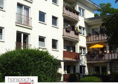 Eigentumswohnung in Köln-Nippesverkauft durch Immobilienmakler Hanspach Immobilien e.K.