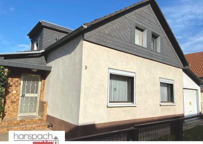 Einfamilienhaus in Köln-Vogelsang verkauft durch Immobilienmakler Hanspach Immobilien e.K.