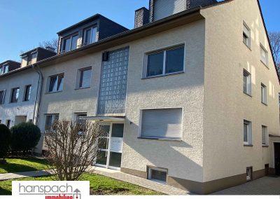 Mehrfamilienhaus in Köln-Porz verkauft durch Immobilienmakler Hanspach Immobilien e.K.