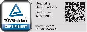 Hanspach Immobilien Köln TÜV zertifiziert